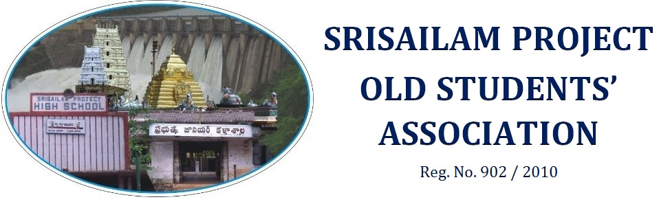 Srisailam Project Old Students' Association